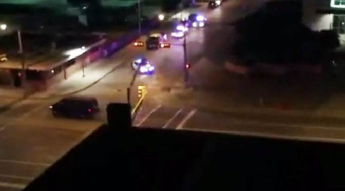 Active Shooter Targets Dallas Police HQ
