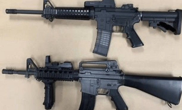 Replica Rifle Alerts Police In West Vancouver
