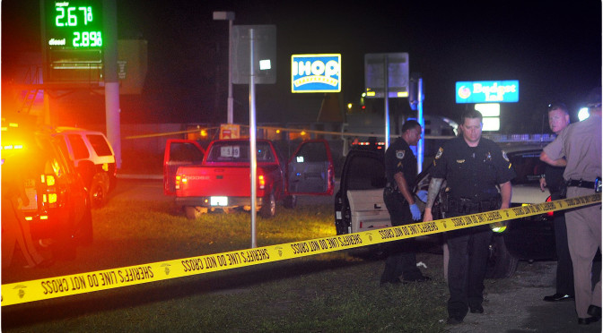 Florida Trooper Injured, Suspect Dead In Cocoa-Area Shooting