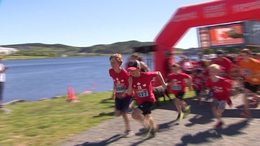 Local Run Honours RCMP Officers Killed In Moncton