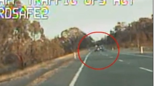 Canberra Police Officer's Monaro Highway Near-miss Sparks Fatigue Warning