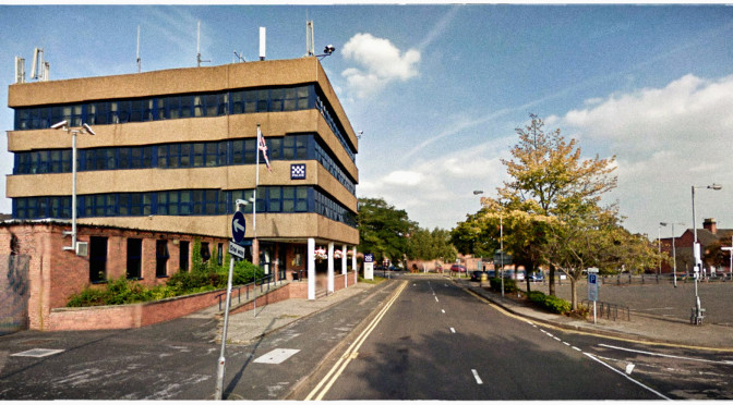 Tamworth, Staffordshire Police Station To Close At Weekends But 'Staffing Will Not Change'
