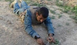 Afghan Police Officer Praised for Defusing Over 6,000 Improvised Explosive Devices