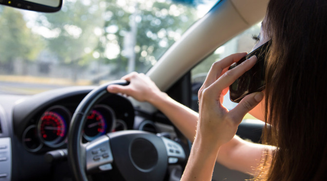 30 Per Cent of Drivers Aged 18 To 29 Use Phones On Tasmanian Road