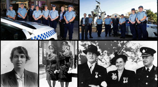 The Ku-ring-gai Local Area Command To Celebrate 100 Years of Women In Policing