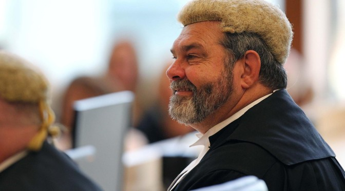 What Queensland Chief Justice Tim Carmody Said To Colleagues When Resigning