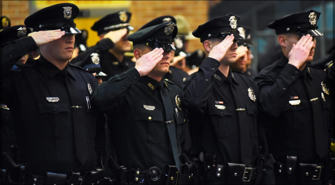 Decline In Ticket Revenue Leads To New Hampshire Police Training Budget Crunch