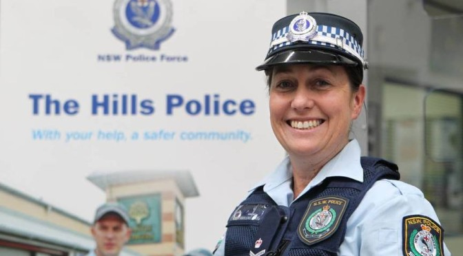 Castle Hill Police Mark 100 Years of Female Officers