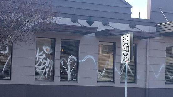 Off-Duty SA Police Officer Arrests Man Who Allegedly Covered Hyde Park Tavern In Graffiti