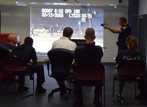 Atlanta Police Receive Counter-Terrorism Training In Israel