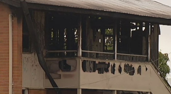 Fire Guts Brisbane Correctional Centre That Houses Dangerous Prisoners