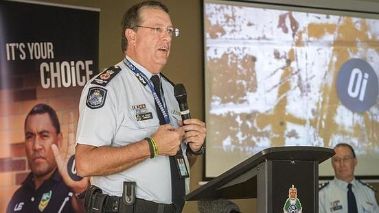 Conflict Between Queensland Police Union and Police Commissioner