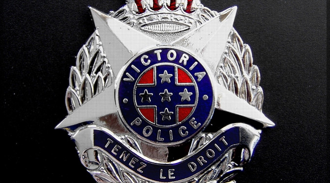 Police Link Victoria Knife Crime To Methamphetamine Users