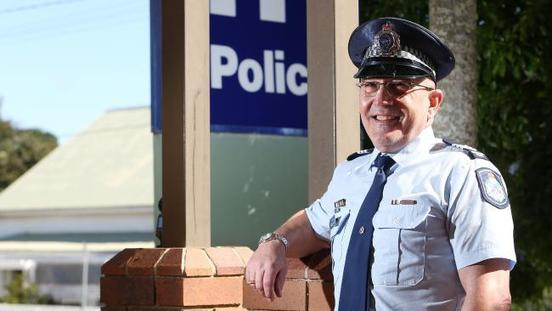 Wynnum Police Station Sergeant Noel Bennett Reflects On 31 Year Career In QPS