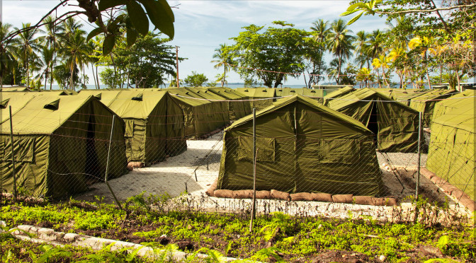 Papua New Guinea Police Seeking Arrest for Manus Island Facility Guards Over Rape