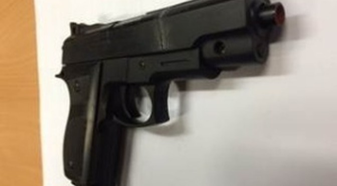 Man Charged By ACT Police Over Modifying a BB Gun To Look Like a Firearm