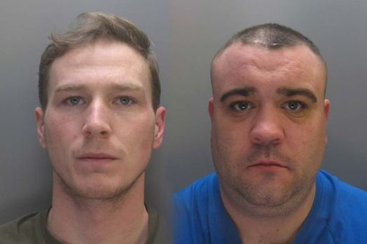 Drug Dealers Sentenced To Two Months For Assaulting North Wales Police Officer