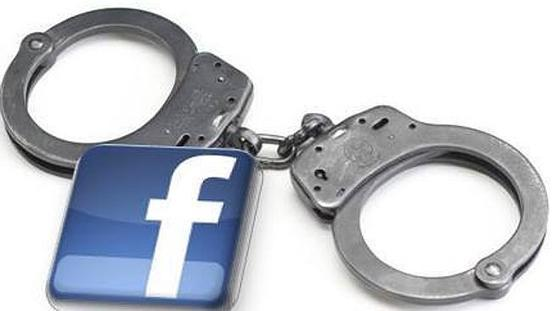 Teenager Arrested After Police Facebook 'Friend' Saw Him On a Train