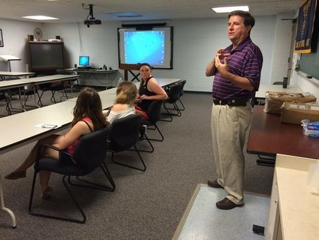 Teens Get Training In Student Citizen Police Academy In Binghamton, New York