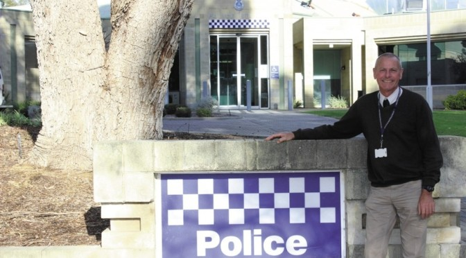WA Police Officer Of The Year Retires