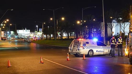 Motorcyclist Dies In Crash While Trying To Evade Police On Dandenong Rd