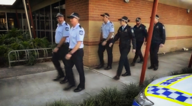 Darling Downs Newest Police Officers Pound the Beat With High Aspirations