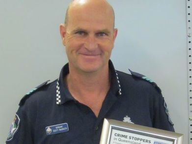 Crime Stoppers Awards Toowoomba Officers's Service