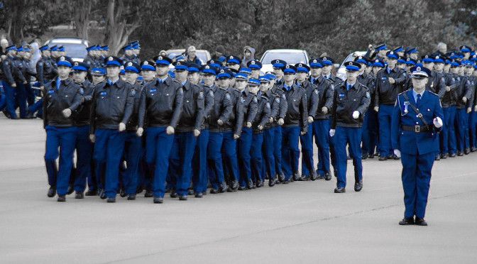 Welcome to the NSW Police Force: 131 Probationary Constables Sworn In