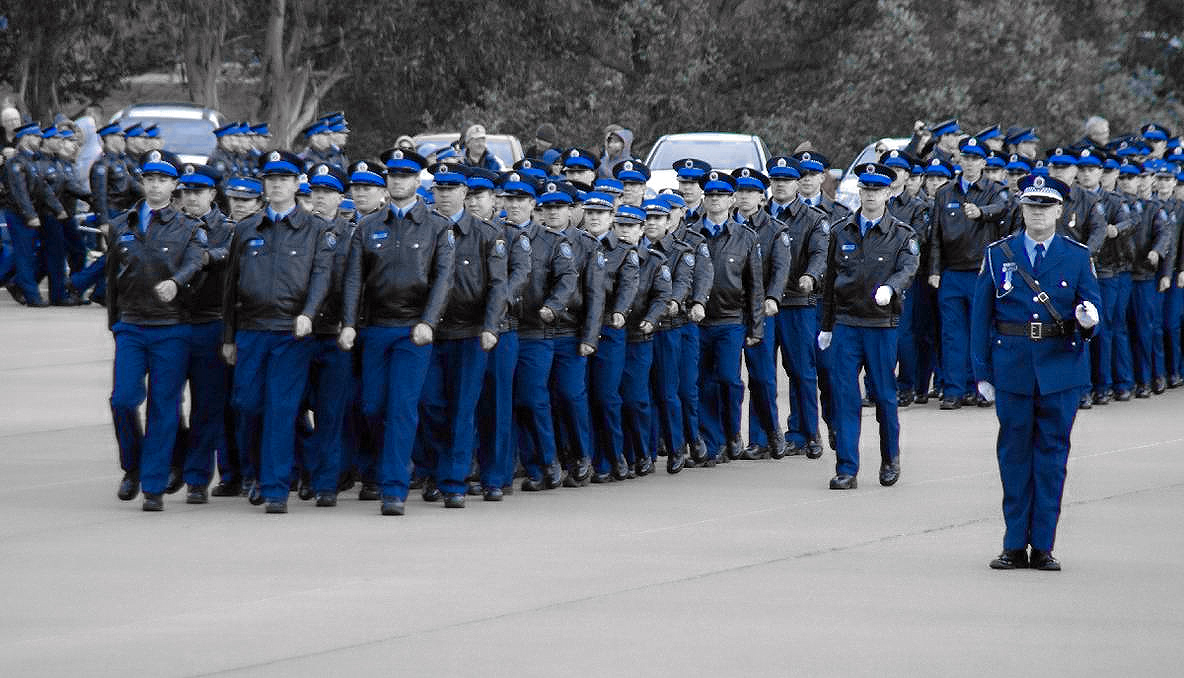 how to join australian police academy