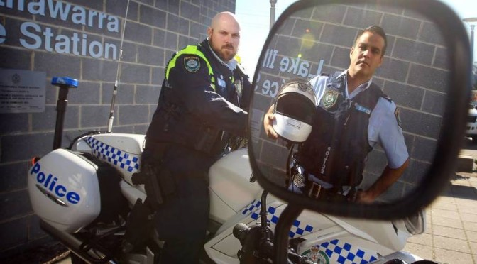 Illawarra Officers To Join Police Legacy Ride