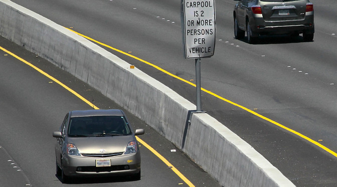 Canadian Police Issue 1,735 High-Occupancy Vehicle Lane Tickets During Pan Am Games