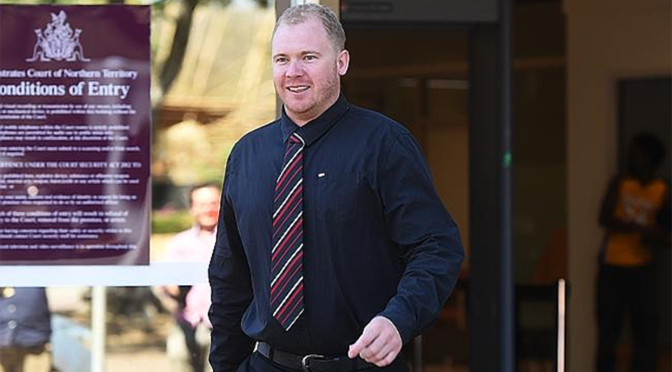 Northern Territory Police Officer Not Guilty of Aggravated Assault