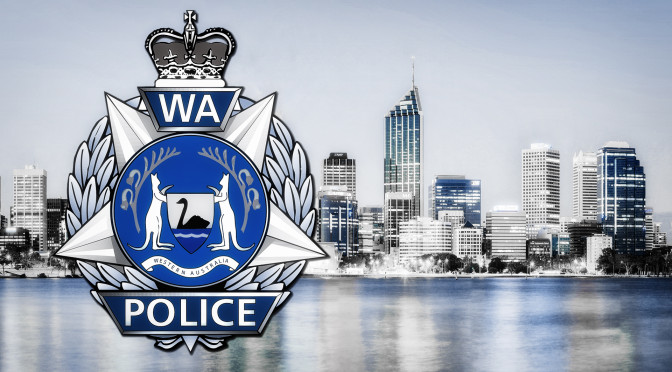 WA Police Officers Punched and Bitten During Arrest