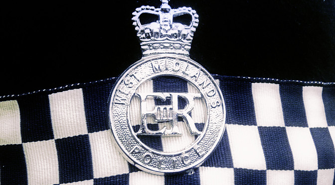 West Midlands Police Sergeant Hit By Car He Was Trying To Stop