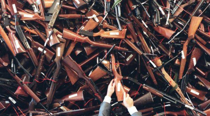 Gun Ownership Rises 10 Per Cent Across NSW