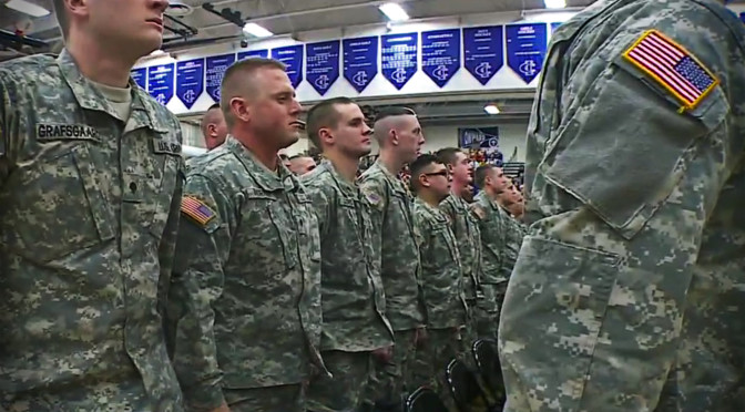 Minnesota Police Trained To Identify Veterans In Crisis