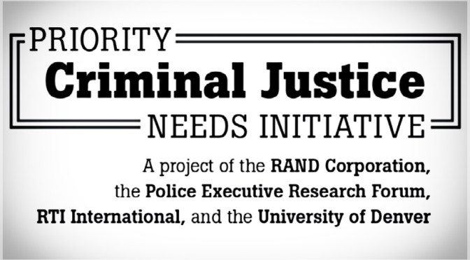 Using Emerging Internet Technologies to Strengthen Criminal Justice