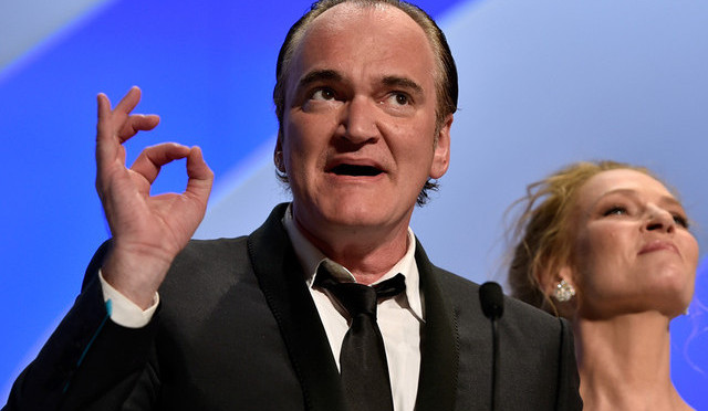 Under Hail of Criticism: Quentin Tarantino's World of Fantasy