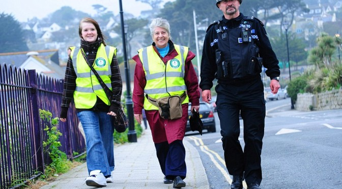 Bobbies On the Beat or Scarecrows On the Street? How Cuts Are Changing Policing