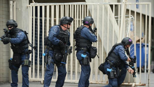 Terror in Adelaide: Response Training Scenario Similar To Paris Attacks