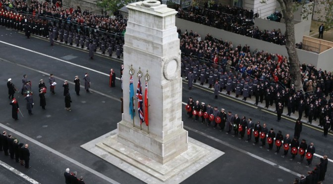 Remembrance Day Parades: Dilemmas For Councils and Chief Constables