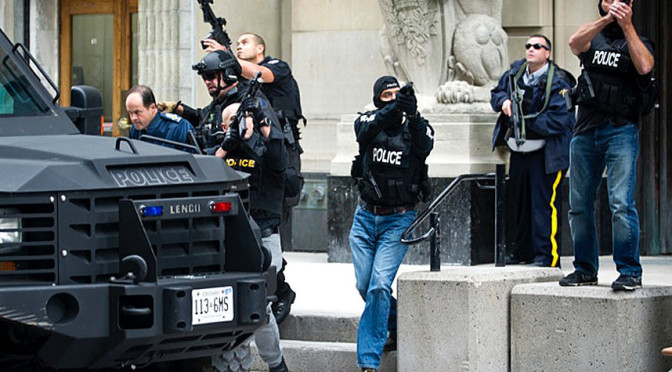 Australia's Active-Shooter Lessons From The Paris Attacks