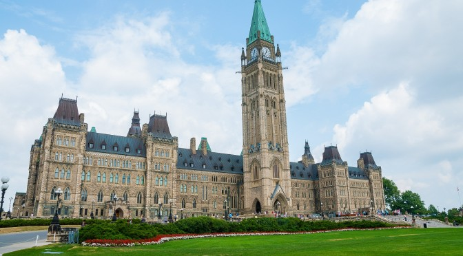 RCMP Arrest Man Carrying a Concealed Knife On Parliament Hill