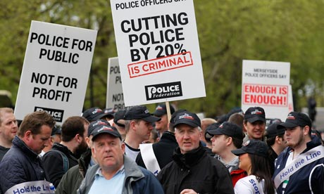 Petition To UK Government and Parliament To Stop the Scathing Cuts To Police Budget
