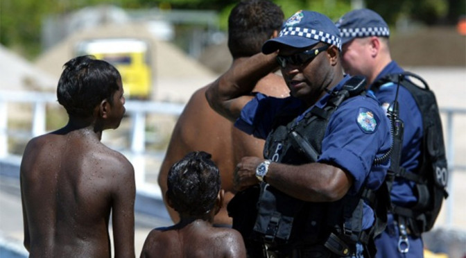Push for More Indigenous WA Police