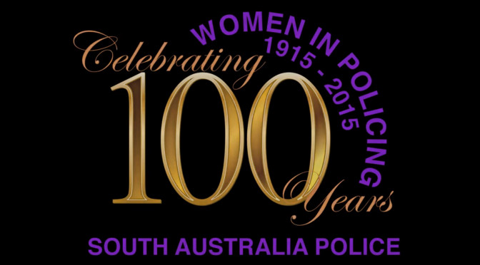 Snapshots of a Century of Women In Policing In South Australia