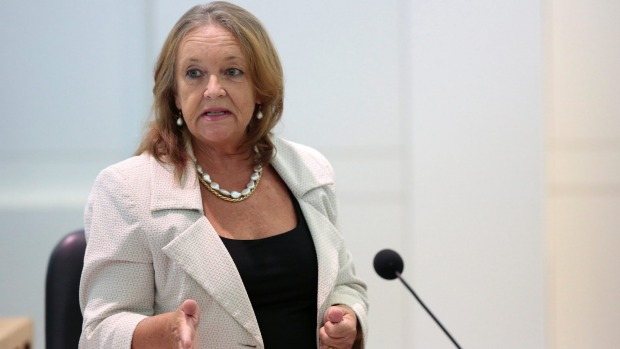 ACT Police Minister Joy Burch's Chief of Staff Resigns Over Approach To Police