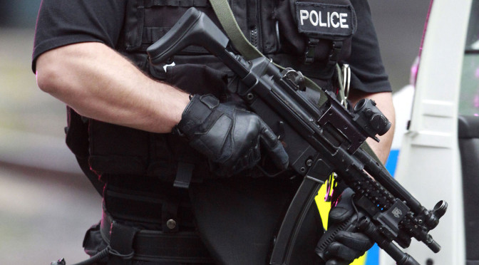 Lack of Armed Police 'Leaves UK Regions Open To Terrorist Attack'