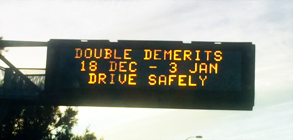 double-demerits
