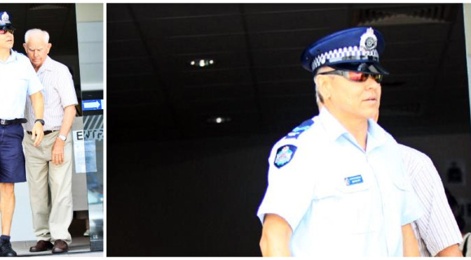 QPS Officer's Leg Severed On Impact In Sunshine Coast Hit and Run